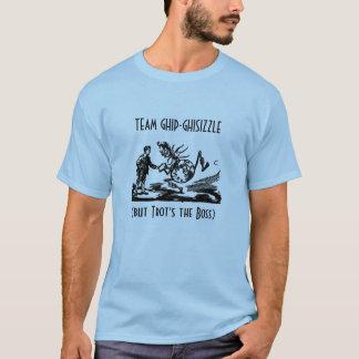 Team Ghip-Ghisizzle Winkie Vereinbarung 2012 T-Shirt