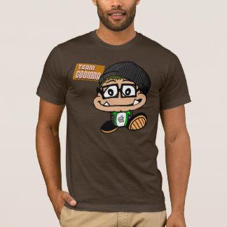 TEAM GOOMBA ABSCHLIESSENDER DEREK (BEENIE) T-Shirt