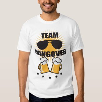 Team Hangover Bachelor Party JGA BEER Men T-Shirt