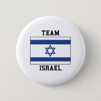 Team Israel Runder Button 5,1 Cm