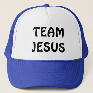 TEAM JESUS TRUCKERKAPPE