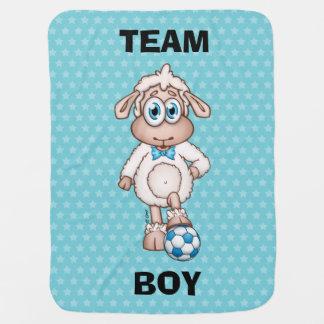 Team-Junge Puckdecke