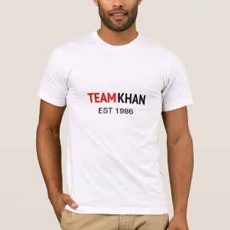 TEAM KHAN T - Shirt