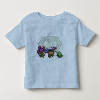 Team Kiko See-Gruppe Kleinkinder T-shirt