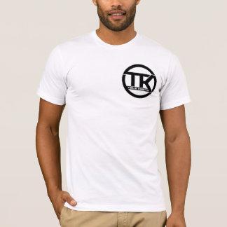 Team Kinetik - Weiß T-Shirt