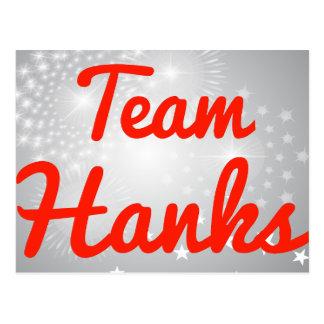 Team-Knäuel Postkarten