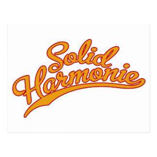 Team-Körper HarmoniE Postkarte
