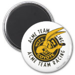 Team-Laufen Wile E. Coyote Acme Kühlschrankmagnet