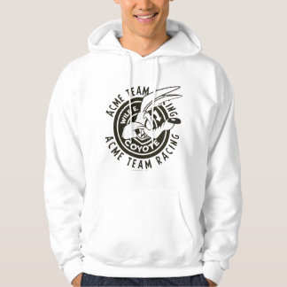 Team laufendes B/W Wile E. Coyote Acme Hoodie