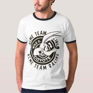 Team laufendes B/W Wile E. Coyote Acme T-Shirt
