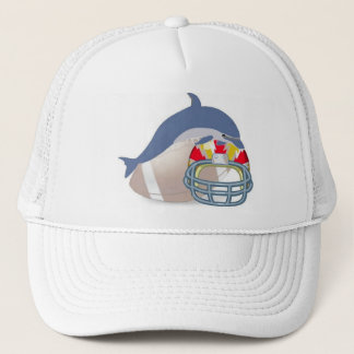 Team Mascot~Dolphin~Original Hut Truckerkappe
