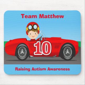 Team Matthew, der Autismus-Bewusstsein weckt Mousepad