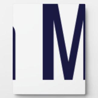Team McCoy Fotoplatte