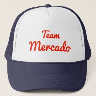 Team Mercado Truckerkappe