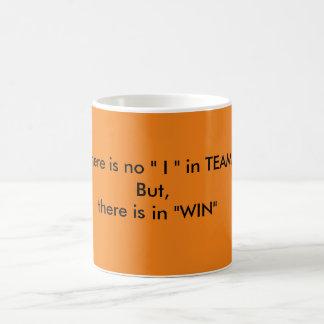 Team-Motivation Kaffeetasse