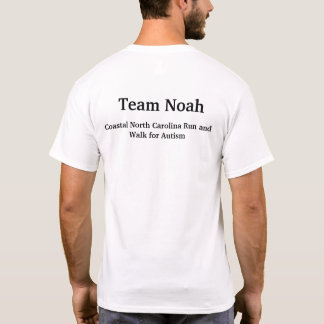 Team-Noah-Autismus-Bewusstsein T-Shirt