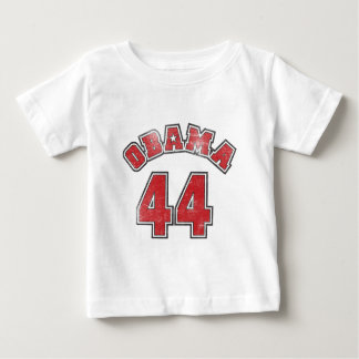 Team Obama - 44. Präsident Baby T-shirt