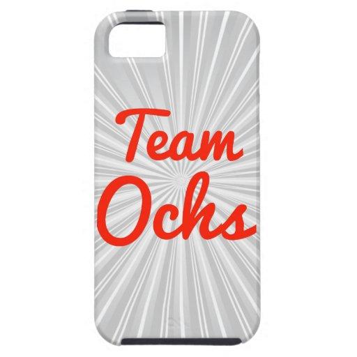 Team Ochs Etui Fürs iPhone 5