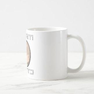 Team Pluto Kaffeetasse