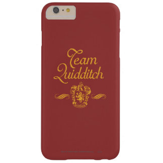Team Quidditch Barely There iPhone 6 Plus Hülle
