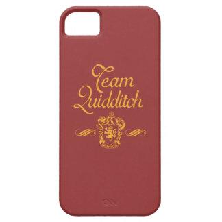 Team Quidditch iPhone 5 Case