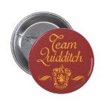 Team Quidditch Runder Button 5,1 Cm