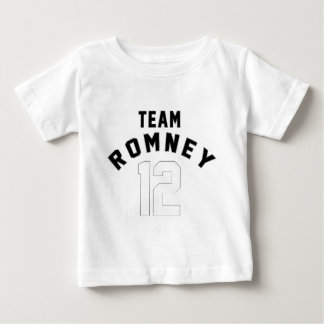 Team Romney 12.png Baby T-shirt