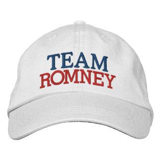 Team Romney - SRF Bestickte Kappe