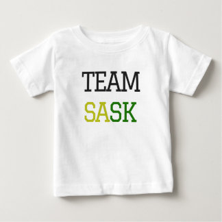 Team Sask Baby T-shirt