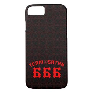 Team Satan 666 iPhone 8/7 Hülle