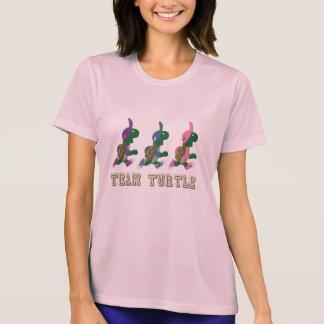 Team-Schildkröte T-Shirt