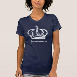 Team Seymour - Janes Krone und Unterzeichnung T-Shirt