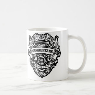 """Team Shakespeare"" William Shakespeare Kaffeetasse"