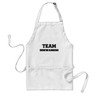 Team-Spülmaschinen Schürze