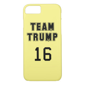 Team-Trumpf 2016 iPhone 8/7 Hülle