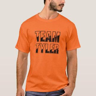 TEAM TYLER Weg Mitgliedstaat 2009 (ganz Schwarzes) T-Shirt