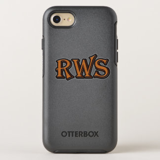 Team-Übertreibung OtterBox Symmetry iPhone 8/7 Hülle