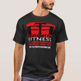"""Team-Volleistung """"der Bulldozer-"""" T - Shirt"""