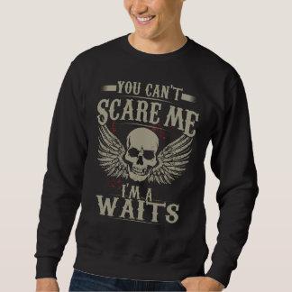 Team WARTEZEITEN - Mitglied auf Sweatshirt