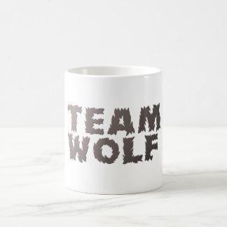 Team-Wolf Kaffeetasse