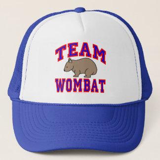 Team Wombat VI Truckerkappe