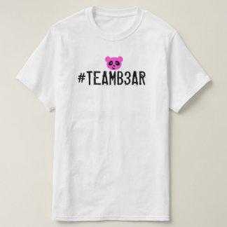 #Teamb3ar StandardShirt - rosa B3ar T-Shirt