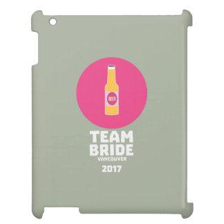 Teambraut VancouverKaffeekränzchen 2017 Zkj6h iPad Hülle