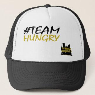 #TeamHungry Fernlastfahrer-Hut Truckerkappe