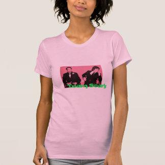 teamscary_pink, Team beängstigend T-Shirt