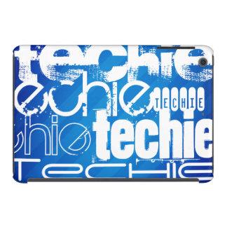 Techie; Königsblau-Streifen iPad Mini Retina Hülle