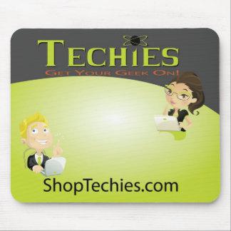 Techies Mousepad