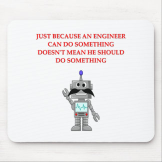 Technik Mousepad