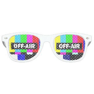 Technische Schwierigkeiten Retro Sonnenbrillen