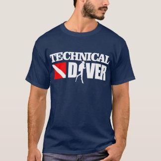 Technisches Kleid des Taucher-2